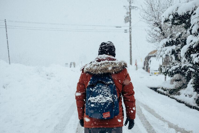 冬 防災グッズ