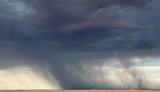 暴風警報の発表基準と風速とは?学校が休みになる基準と暴風対策も解説
