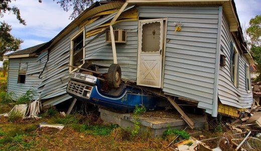 台風被害は火災保険で補償!補償内容と金額、請求方法を解説