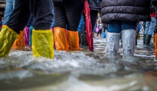 内水氾濫とは?外水氾濫との違いは?都市型水害(内水被害)の対策を解説